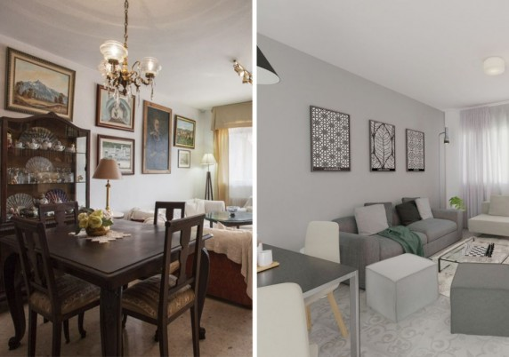 Home STAGING VIRTUAL en Granada